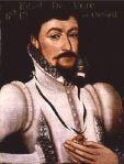 Edward de Vere, Earl of Oxford
