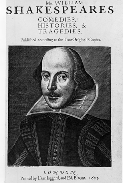 the person behind the literary works of william shakespeare What literature can teach us share flipboard email  we can gain a fuller understanding of literary traditions in melville's time  –william shakespeare,.