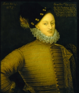 Edward de Vere, 17th Earl of Oxford (1550-1604)
