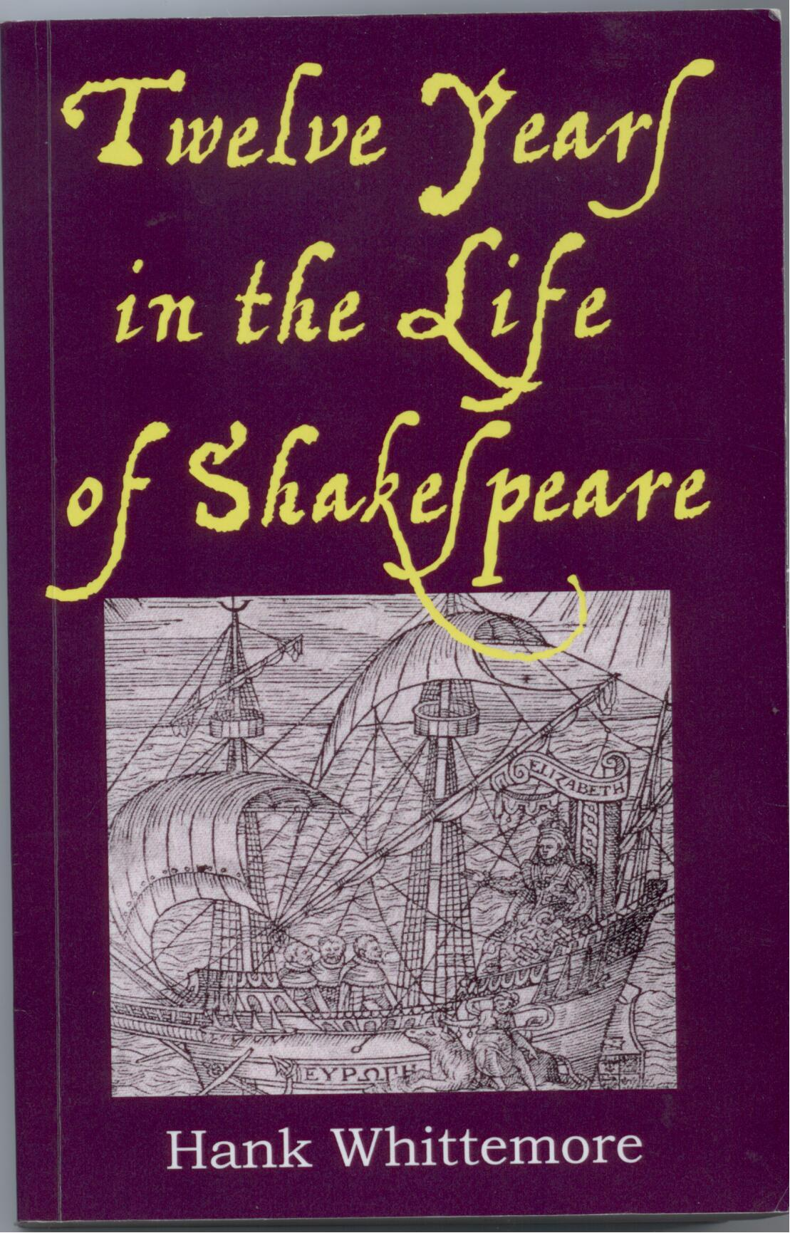 the life and works of edward de vere Venus and adonis by william shakespeare he sees her coming and begins  hank whittemore's shakespeare blog  essays on the life and works of edward de vere.