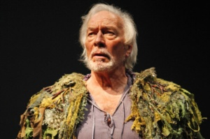 Christopher Plummer as Prospero