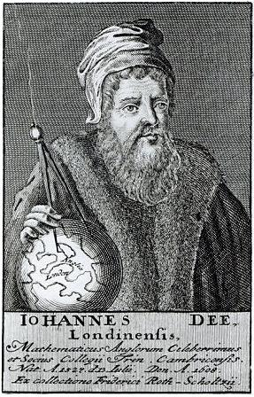 Dr. John Dee (1527-1608)