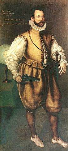 Martin Frobisher (1536/9-1594)