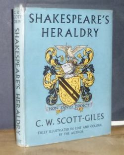 book of shakespeare's heraldry