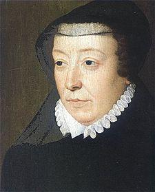 Catherine de Medici           1519-1589