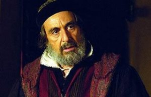Al Pacino as Shylock