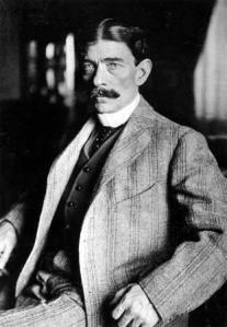 Frank Harris in 1927