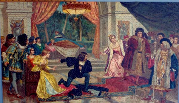 an overview of hamlet and ophelia a play by william shakespeare Gertrude, queen of denmark, and mother to hamlet ophelia, daughter to polonius lords, ladies, officers, soldiers, sailors, messengers, and other attendants.