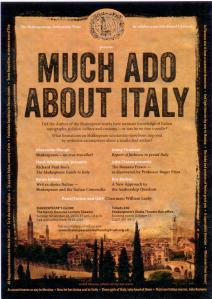 Italy Poster