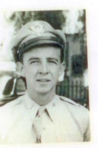 1st Lt. Richard Paul Roe December 1944, age 22
