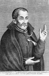Edmund Campion 1540 - 1581