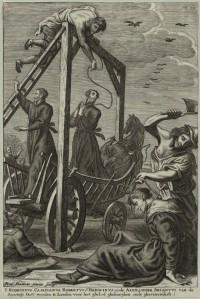 Execution of Edmund Campion, Alexander Briant & Ralph Sherwin