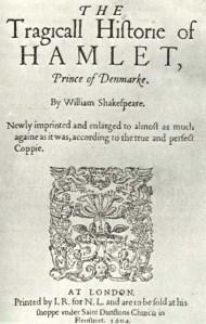 Hamlet 1604