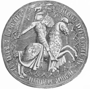 Seal of King Richard II