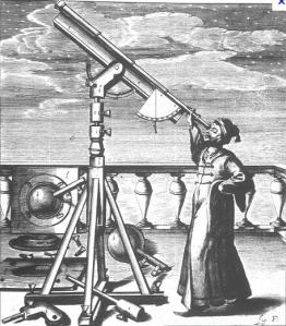 English astronomer Thomas Digges did groundbreaking work in the 1570s