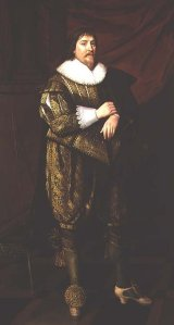 Henry de Vere 18th Earl of Oxford