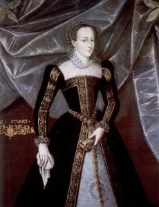 Mary Stuart Portrait