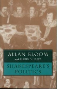 One of the books about Shakespeare & politics