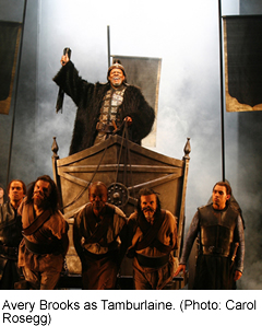 The 2007 production directed by Michael Kahn for the Shakespeare Theatre Company in Washington DC