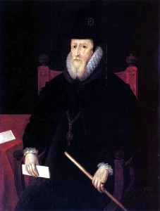 William Cecil  Lord Burghley 1520 - 1598