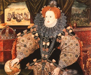 Queen Elizabeth The Armada Portrait