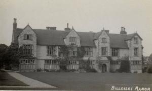Billesley Hall or Manor