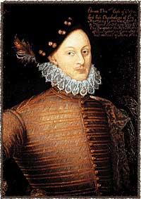 Edward de Vere 17th Earl of Oxford