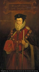 William Cecil Lord Burghley