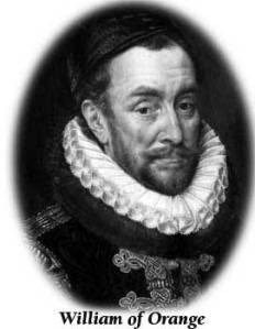 "William ""the Silent""  1533 - 1584"
