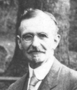 John Thomas Looney 1870 - 1944