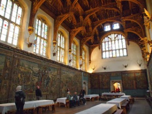 The Great Hall Hampton Court Palace