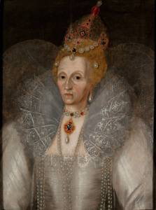 Elizabeth I by Marcus Gheeraerts the Younger 1595