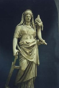 Ceres - Goddess and Mother of Corn