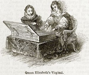 Queen Elizabeth's Virginal