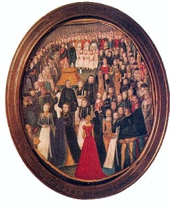 Queen Elizabeth I and the Royal Maundy