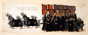 funeral of Eliza