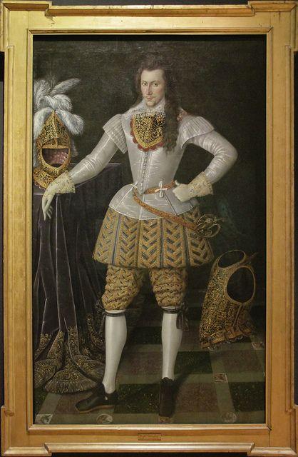 "The Earl of Southampton Described as a ""Prince of Illustrious"